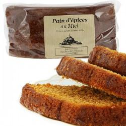 Pain d'épices 250g Manoir des Abeilles