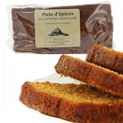 Pain d'épices au caramel beurre salé Manoir des Abeilles 250g