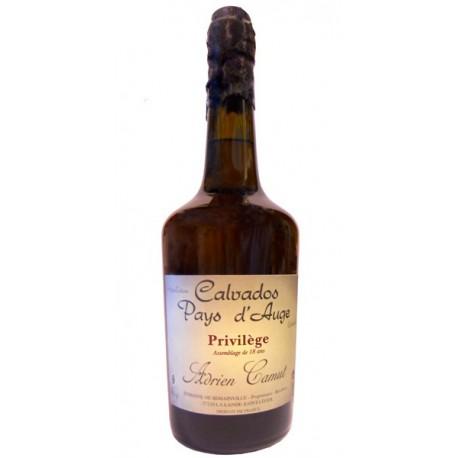 Calvados Privilège 18 ans Camut 70 cl 40 %