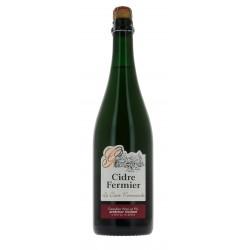 Cidre demi-sec fermier Guesdon 75cl 4.5%