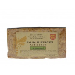 Pain d'épices Le Normand Bodet 300g