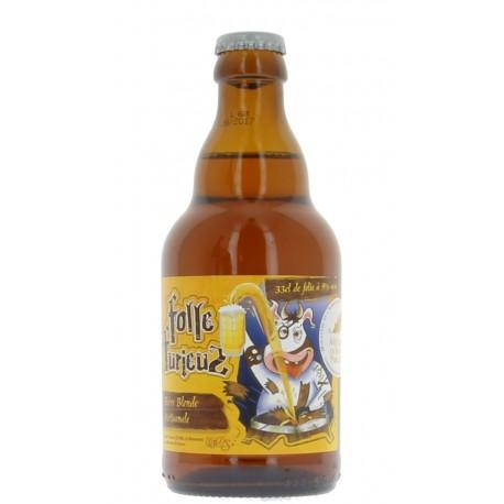 Bière Blonde Folle Furieuz de Sutter