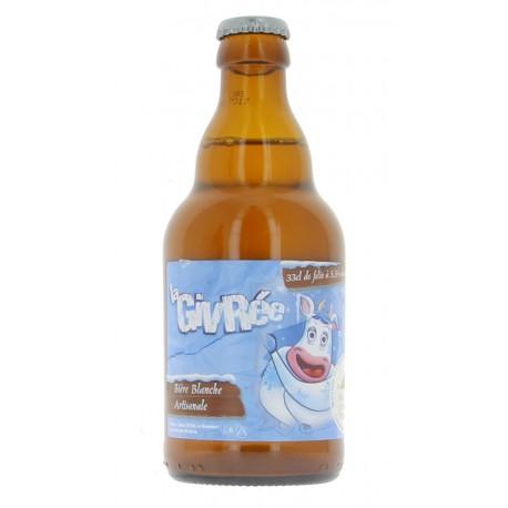 La Givrée bière blanche 5.5%