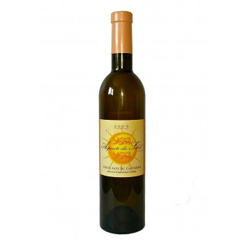 Vin de Pays du Calvados IGP Auxerrois 50cl 13%