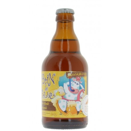 Bière Blonde Brin de Folie