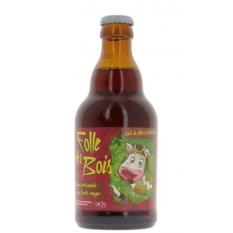 Bière Blonde Folle des Bois de Sutter