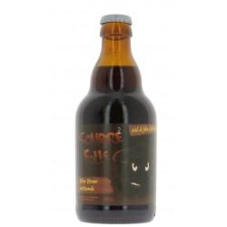 Sombre folle bière brune 8.5% 33cl