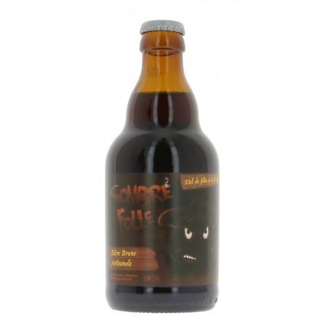 Bière Brune Sombre Folle de Sutter