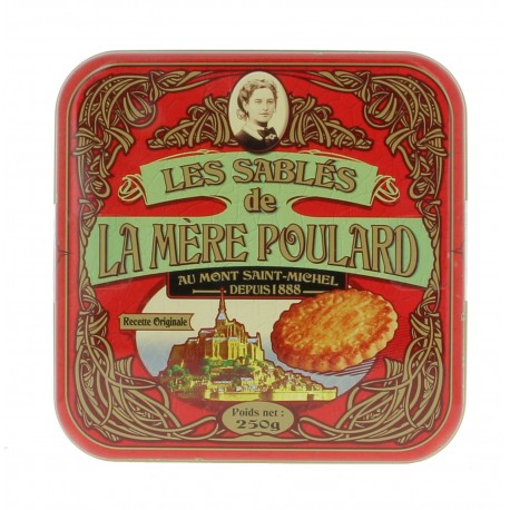 Biscuiterie Mère Poulard - Les sablés