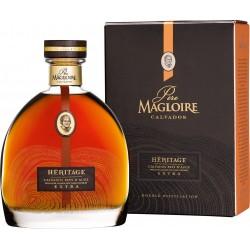 Calvados carafe héritage extra Père Magloire 40% 70cl