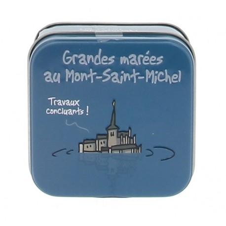 Caramels boite à savon Les grandes marées ! 45g Heula