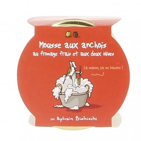 Mousse de thon fromage frais et au paprika fumé heula 90 gr