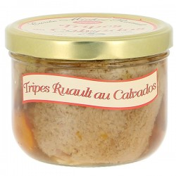 Tripes au Calvados Ruault 380 gr