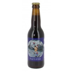 Bière bio Quai des brunes 5.6 % 33 cl