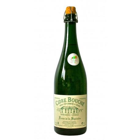 Cidre bouché brut La Sapinière 75cl 4.5%