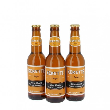 Pack 3 Kékette Red (3 x 33cl)