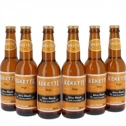 Kékette blonde 6% (6 x 33cl)