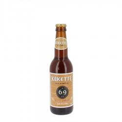 Kékette bière ambrée 6.9% 33cl