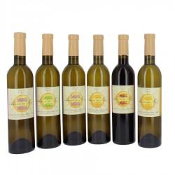 Coffret découverte vin de Normandie Arpents du soleil