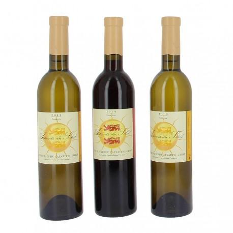 Petit coffret découverte Vin de Normandie