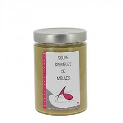 Soupe crémeuse de moules 50 cl Atelier du Poissonnier