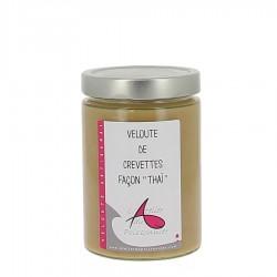 """Velouté de Crevettes façon """"Thaï"""" 50cl Atelier du Poissonnier"""