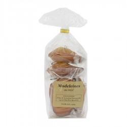 Manoir des abeilles madeleines au miel 150 gr