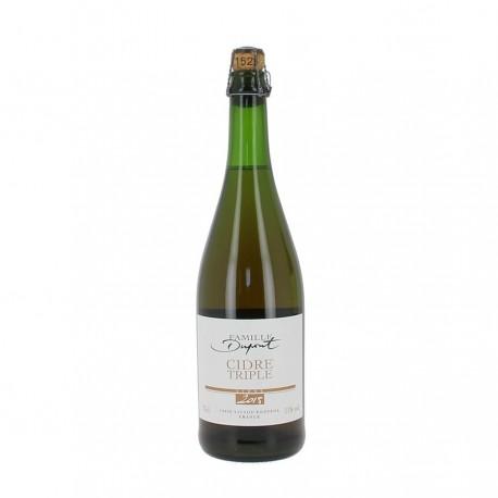 Cidre triple Dupont