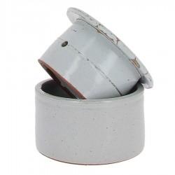 Beurrier à eau conservateur gris 210g