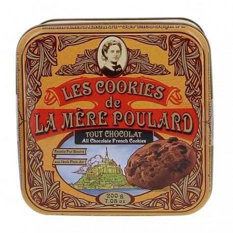 Les cookies chocolat Mère Poulard 200g