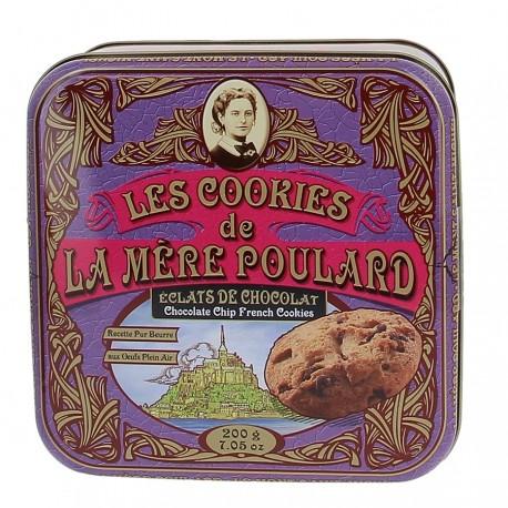 Biscuiterie Mère Poulard - Les cookies