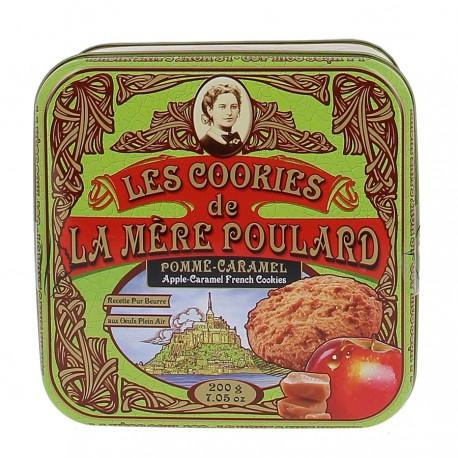 Biscuiterie Mère Poulard - Les cookies pomme caramel