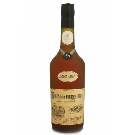 Calvados Cordon Argent +20ans Huet 40% 70cl