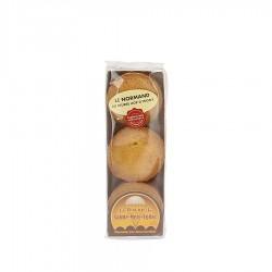 Sachet le Normand biscuiterie Sainte-Mère-Eglise 130 gr