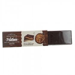 Tablette pralinée chocolat noir Gourm'handi'ses 100g