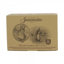 Madeleines Jeannette nature 250g