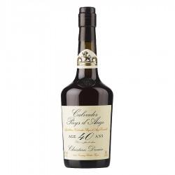 Calvados 40ans Pays d'Auge Drouin
