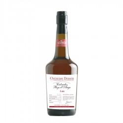 Calvados Sherry extrême 6ans Drouin 45% 70cl
