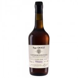 Calvados Sherry cask finish 12 ans Groult 46% 50cl