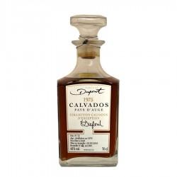 Carafe Calvados millésime 1975 Dupont 70cl 42%