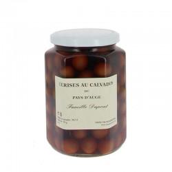 Cerises au Calvados Dupont 39cl 16%