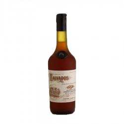 Calvados 38 ans brut de fût Huet 54.4% 70cl