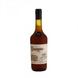 Calvados 47 ans brut de fût Huet 54.4% 70cl