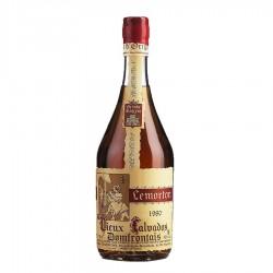 Calvados millésime 1980 Lemorton 70cl 40%