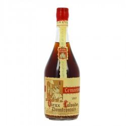 Calvados millésime 1969 Lemorton 70cl 40%