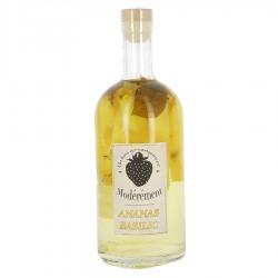 Rhum arrangé ananas basilic 1L 28%