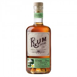 "Rhum ""Guyana"" Rum Explorer - Breuil 43% 70cl"