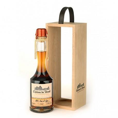 Calvados 30ans coffret bois - Breuil 70cl 41%