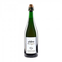 Cidre doux toniquee fermier Billy 75cl 2.5%