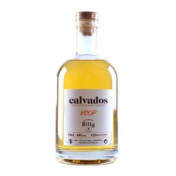 Calvados VSOP 5 ans Ferme de Billy 70cl 40%